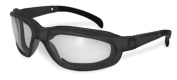 Specialised Safety Products Toutle_CL_A_F_Black Toutle Soft Airy Foam Padding Clear Double Anti-Fog Lens