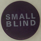 Brybelly Holdings ACP-0045 Small Blind Button 5.1cm . Diameter