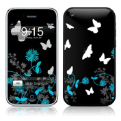 DecalGirl AIP3-FLYMEAWAY iPhone 3G Skin - Fly Me Away