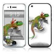 DecalGirl AIP3-GECKO iPhone 3G Skin - Gecko
