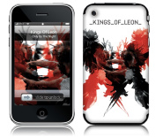 Zing Revolution MS-KOL30001 iPhone 2G-3G-3GS- Kings of Leon- Only By The Night- US Skin