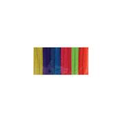 Fibre Craft 3228-10 Fuzzy Stix Chenille Stems 6mm 12 Inch