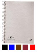 Roaring Spring Paper Products 11364 Three Subject Notebook - 24 Per Case