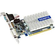 GIGABYTE GeForce 210 Silent 1GB DDR3 DVI-I / D-Sub / HDMI Low Profile Graphics Card, GV-N210SL-1GI