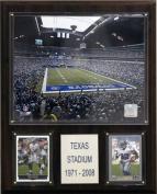C & I Collectables 1215TEXASST NFL Texas Stadium Plaque
