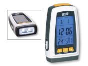 Lewis N Clark 2064 Digital Flashlight Clock