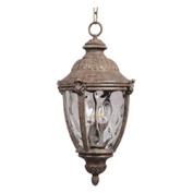 Maxim Lighting 3192WGET Morrow Bay Cast 3-Light Outdoor Hanging Lantern - Earth Tone