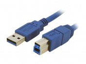 StarTech 1 FT SUPERSPEED USB 3.0 CABLE A TO B - M-M
