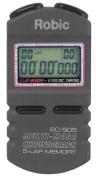 Olympia Sports TL029P Robic SC-500 5 Memory Timer - Black