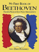 Alfred 06-452859 My First Book of Beethoven - Music Book