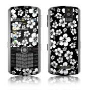DecalGirl BBP-ALOHA-BLK BlackBerry Pearl Skin - Aloha Black