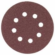 Bosch-rotozip-skil 12.7cm . 240 Grit Hook & Loop Sanding Discs SR5R240