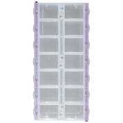 Craft Mates Lockables Double Organiser, 23cm x 11cm x 3.2cm , 14 Compartments