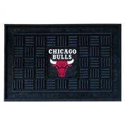 Fanmats 11404 Chicago Bulls Medallion Door Mat