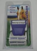 Durvet-equine Horseshave Razor- Purple 6 Pack - 008-0002