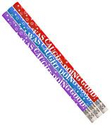 Musgrave Pencil Co Inc MUS1418D I Was Caught Doing Good 12Pk Pencil