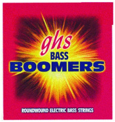 GHS 5MLDYB 5 String Electric Bass Boomers
