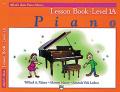 Alfred 00-2104 Basic Piano Course- Lesson Book 1A - Music Book