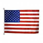 Annin Flagmakers 2428 30 ft. x 60 ft. Nylon-Glo American Flag
