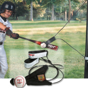 Sport Supply Group 5HITAWAYBB Hit-A-Way Baseball Swing Trainer