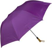 Haas-Jordan by Westcott 4325 150cm . Folding Golf Umbrella Purple