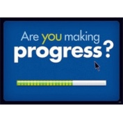Trend Enterprises T-A67338 Are You Making Progress Argus Large- Poster