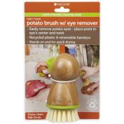 Full Circle Home 1138783 Tater Mate Potato Brush w-Eye Remover - Case of 6 - Pack