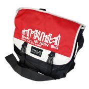 Blancho Bedding MB-JX007-BLACK Nordic Print - Black Multi-Purposes Messenger Bag / Shoulder Bag