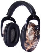 Pro Ears Pro 300 Wind Abatement Hearing Protection NRR 26dB Headset, Real Tree A