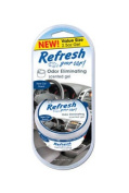 American Covers 09984 70ml Odour Eliminating Scented Gel Air Freshener New Car Scent