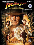 Alfred 00-31779 Indiana Jones and the Kingdom of the Crystal Skull Instrumental Solos - Music Book