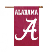 Alabama Crimson Tide Applique Banner Flags from Party Animal