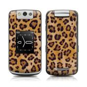 DecalGirl BBPF-LEOPARD BlackBerry Pearl Flip Skin - Leopard Spots