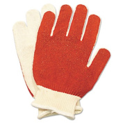 North Safety 068-81/1162M Smitty Poly-Cotton String Knit Glove Nitrile Pal