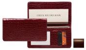 Raika RM 164 BROWN Chequebook Cover - Brown