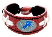 Caseys Distributing 7731402075 Detroit Lions Classic Football Bracelet