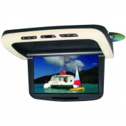 Power Acoustik PMD105CM 10.2in Overhead Monitor 3-Colour Skins LCD/DVD Combo