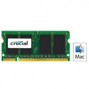 Crucial 2 GB DDR2 667 MHz (PC2-5300) CL5 SODIMM 200-Pin for Mac
