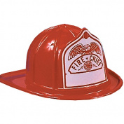Costumes For All Occasions GC61 Fire Chief Hat Adult