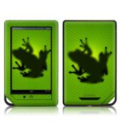 DecalGirl BNTB-FROG DecalGirl Barnes and Noble NOOK Tablet Skin - Frog