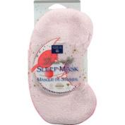 Earth Therapeutics Sleep Dream Silk Sleep Mask Pink Body Tools 223324