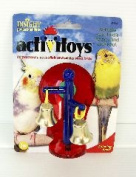 J W Pet Company Spinning Bells - 31043
