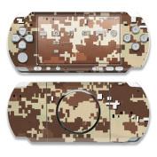 DecalGirl PSP3-DIGIDCAMO PSP 3000 Skin - Digital Desert Camo