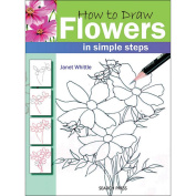 Search Press 409974 Search Press Books-How To Draw Flowers