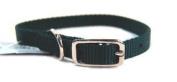 Hamilton Single Thck Nyln Dlx Dg Collar Hunter Green 3 8 X12 - STE