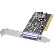 SIIG JJ-P01411-S1 Accessory DP 1-Port ECP-EPP Parallel PCI Adapter Brown Box