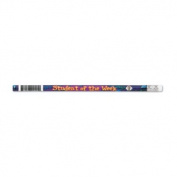 J.R. MOON PENCIL CO. JRM2121B PENCILS STUDENT OF THE WEEK 12 PACK