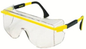 Uvex by Sperian 763-S2530 Uvex Astro Otg 3001 Safety Spectacle Patriot Rwb