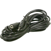 Steren 12 ft. 2.5mm Male To 2.5mm Female Extension Cable - Stereo