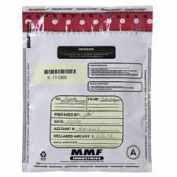 MMF Industries MMF2362011N20 Deposit Bag- Water-Tear Resistant- 30cm .x41cm .- 100-PK